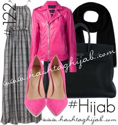 Hashtag Hijab Outfit #122