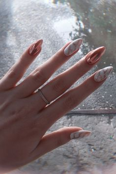 Summer Nail Art 464011567858715740 - Gel Nails 83 most popular trendy summer nails art designs ideas to look charming 55 el… 83 Most Pop Source by demonayb Gold Nail Art, Marble Nail Art, Rose Gold Nails, Cute Acrylic Nails, Gel Nails, Gold Marble, Nail Nail, Nail Polish, Coffin Nails