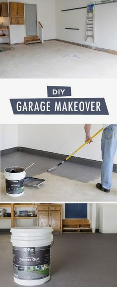 This year, why not take on a big project for you ..   - CLICK THE PIN for Various Garage Organization Pics. #garage #garageorganization