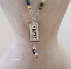 The Happy Colors of Paris Necklace.