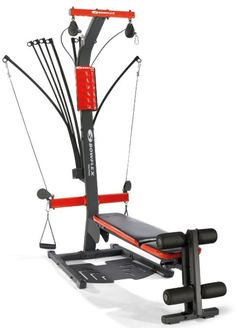 Home Gym Equipment Bowflex At Garage Fitness Set System Total Solid Exercise New