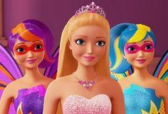 barbie super princesa filme 2015®