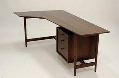 Bord Table Desk, Timeless Design, Office Desk, Indoor, Cool Stuff, Interior, Danish, Inspiration, Beautiful Things
