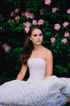 Behind The Scenes With Natalie Portman For Miss Dior