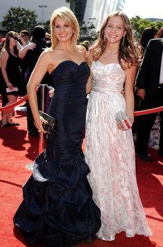 Candace Cameron Bure & daughter Natasha