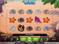 Rozpieść się z Jackpotem na plaży! http://www.jednoreki-bandyta-online.com/gry/darmowe-automaty-beach #beach #jednorekibandyta #gry