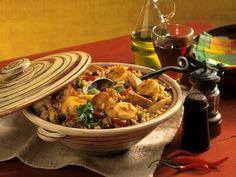 Rezept: Kreolischer Eintopf mit Hähnchen, Mais, Bohnen und Banane (Gumbo)