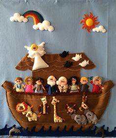 Arca de Noé finalizada!