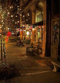 dreams of Traveler — the-christmas-corner: Cozy Nights & Twinkling...