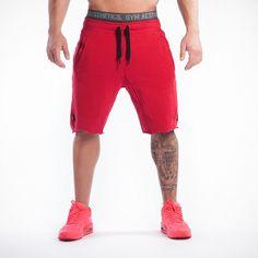 New Brand High Quality Men shorts Bodybuilding Fitness Gasp basketballRunning workout jogger shorts golds