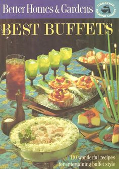 Better Homes and Gardens Best Buffets, 1963