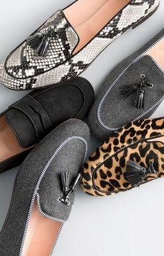 tassel loafers. #loafer
