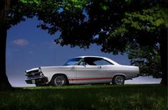 The 1967 Ford Fairlane GT is one example of the classic muscle cars in American automotive history.