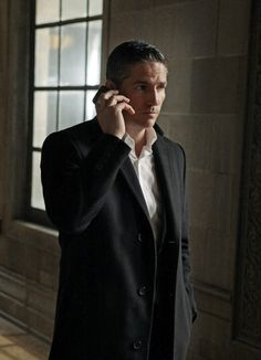 Jim Caviezel--Person of Interest; maybe my favorite show on television right now.