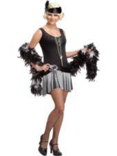 Boop Boop A Doo Flapper Costume for Teen Girls