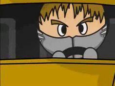 Le 2ème partie de l'épisode 4 de Ryo the ninja KID.Animation flash