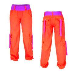 Orange Fusion Cargo