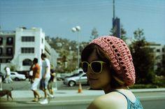 Combination Summer Hat by Amanda Muscha