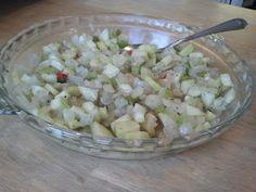 easy recipe: cucumber salad