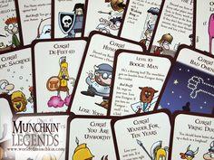 Munchkin Legends - Doors