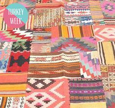 Kilim Rugs - The Home Journal
