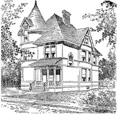 coloring pages for adults victorian - Google Search