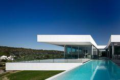 Villa Escarpa | Stunning Bauhaus style home Algarve, Portugal | 10 Stunning Homes