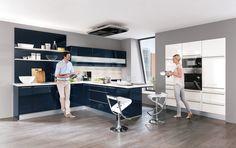 nobilia Küchen - kitchens - nobilia   Produkte   Hochglanz