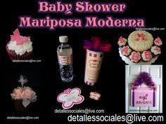 """Baby Shower """"MARIPOSAS"""""""