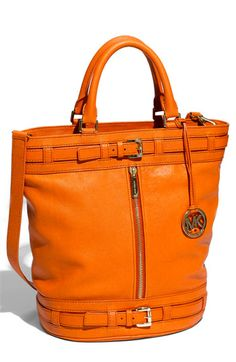 Orange Tote by Michael Kors $265