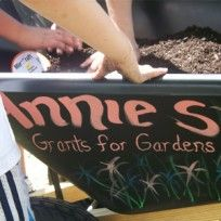 Need funding for your school garden? Annie's offers grants to school gardens that connect children directly to real food.
