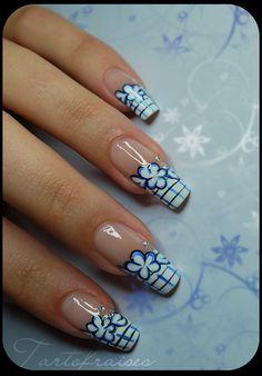 Tartofraise nail art   Mon favoris ♥♥♥