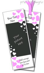 Free Printable Bookmarks Bookmark Templates Online Maker Reading Awards To Print
