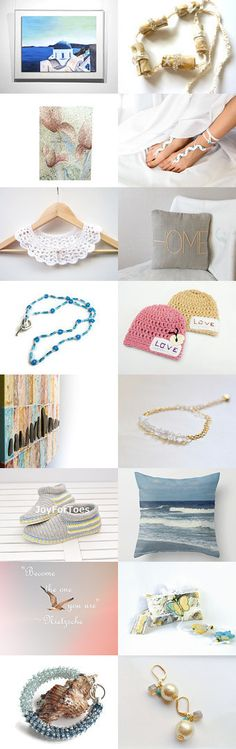 Something about the sea... by Assia on Etsy--Pinned with TreasuryPin.com