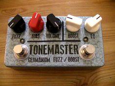 Handmade Germanium Fuzz - Boost Guitar Pedal Tonebender MK2 and Rangemaster In One! by joedocmusic on Etsy https://www.etsy.com/listing/211229855/handmade-germanium-fuzz-boost-guitar