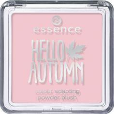 hello autumn - colour adapting powder blush 02 keep calm & go for a walk - essence cosmetics