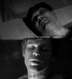 Dexter Season 7 Quotes About Love : ... Slice of Life on Pinterest Dexter, Dexter morgan and Dexter season 7