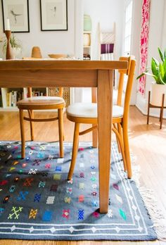 Pro Design Lessons: Ways to Add Color & Pattern with Rebecca of Territory Design | Apartment Therapy