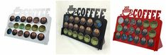 Hey, I found this really awesome Etsy listing at https://www.etsy.com/listing/221716404/18-slot-k-cup-holder-keurig-coffee-pod