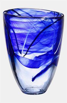 Contrast Vase by Kosta boda