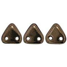 CzechMates Triangles (2-hole 6mm)