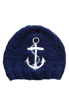 anchor baby hat