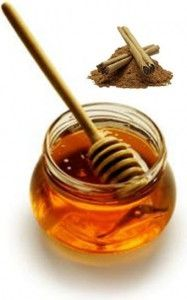 Cinnamon and Honey Cures - Take three tablespoons of honey and one teaspoon of cinnamon powder paste. Apply this paste on the pimples before sleeping and wash it the next morning with warm water. If done daily for two weeks, it removes pimples from the root
