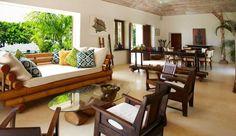 GoldenEye Hotel & Resort, St. Mary, Jamaica - Ian Fleming Villa has 5 bedrooms, private pool & beach!