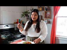 Cajun Shrimp Scampi Rice | Jen Phanomrat - YouTube