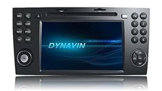 Dynavin N6-SLK Radio Navigation System, for SLK R171 2004-2010