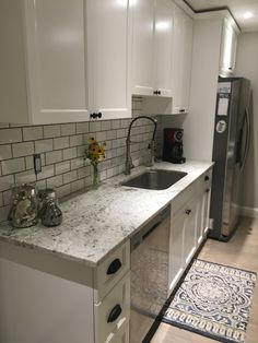 bathroom sink granite white granite white subway tile with gray grout 11338