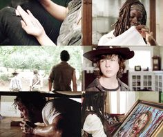 "The Walking Dead 4x11 ""Claimed"""