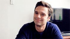 imagines for the great and wonderful chubby dumpling ❤️ requests ar… Fanfic Attractive Male Actors, Sebastian Stan Imagine, Defenders Marvel, I Want To Cry, Stucky, Bae, Bucky Barnes, Steve Rogers, Most Beautiful Man