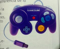 On instagram by rod980 #retrogaming #microhobbit (o) http://ift.tt/2bS4J49 GameCube controller also had some modifications before being released. The colours were different in some buttons the B button originally was bean-shaped instead of being round and the cable had a cool metallic look.   #nintendo #videogames #videojuegos #gameroom #retrocollection #retrogames #retrogamer #gamecollecting #gamecollection #vintagegaming #oldschoolgaming #myretrogamecollection #gamecube #gcn